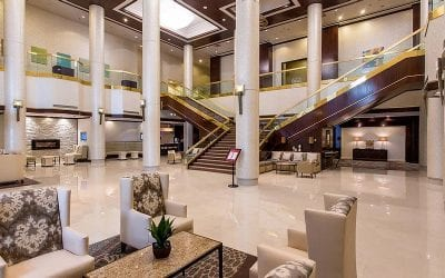 Marriott Hotel, Downtown Greensboro